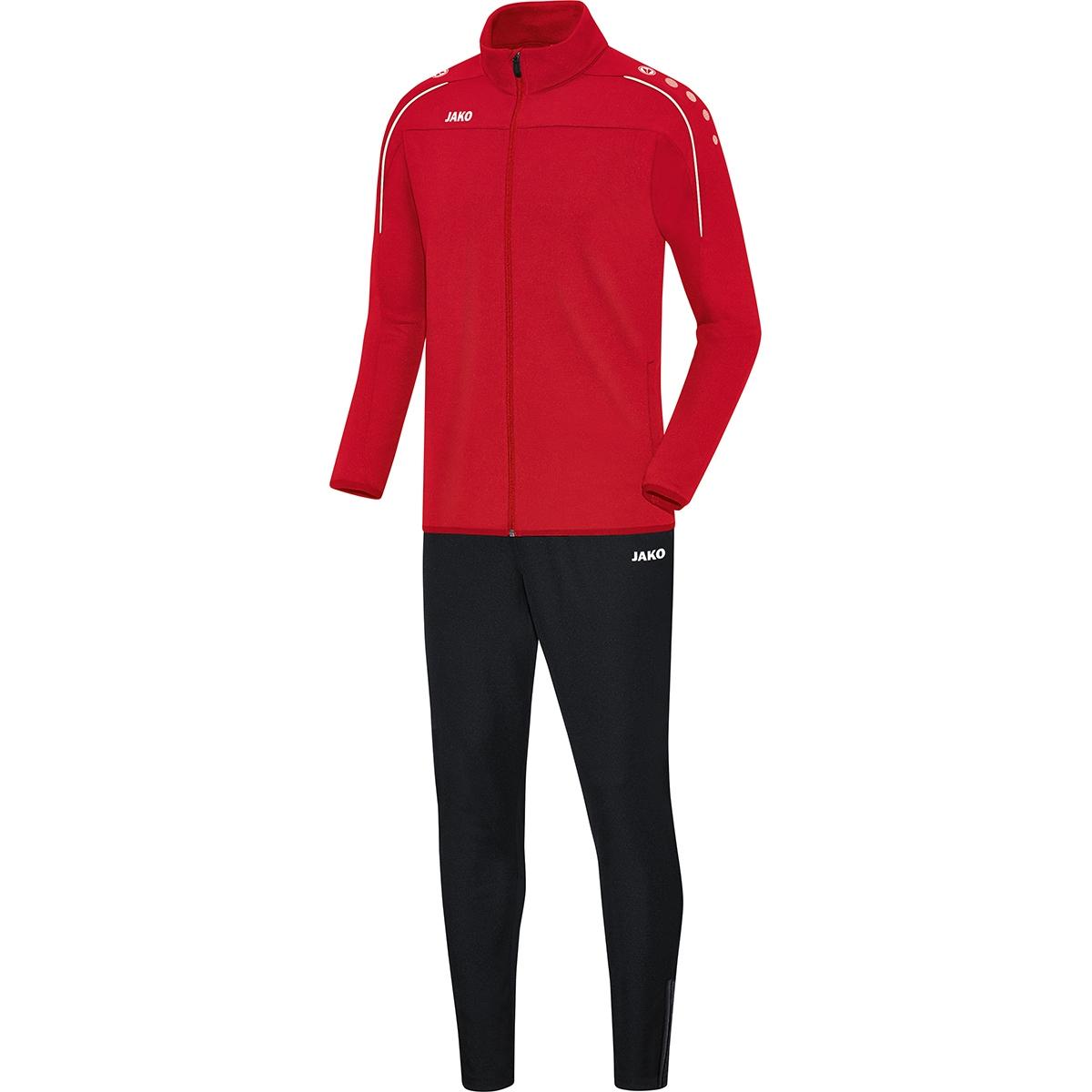 JAKO Bayer 04 Leverkusen Premium Basics Zip Hoody