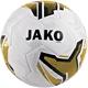 Ballon Champ compétition blanc/or/noir Vue de face