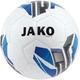 Trainingsbal Striker 2.0 MS wit/royal/zwart Voorkant