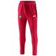 Bayer 04 Leverkusen Trainingshose Prestige rot/schwarz Vorderansicht