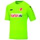 FC Energie Cottbus jersey Alternate neongrün Front View