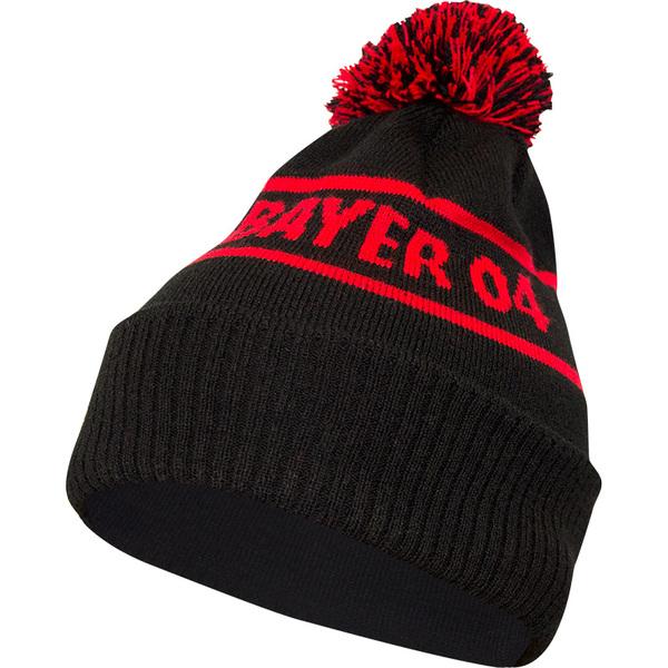 Bayer 04 Leverkusen Bommelmütze