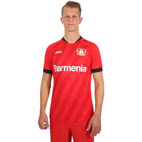 Bayer 04 Leverkusen jersey Home