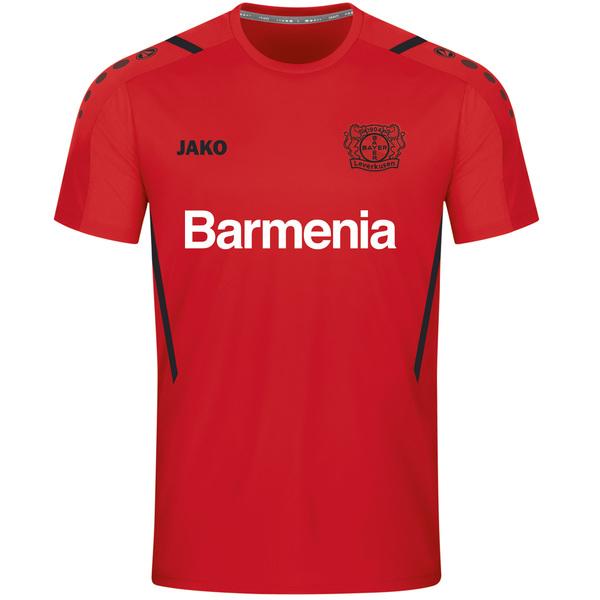 Bayer 04 Leverkusen T-Shirt Challenge