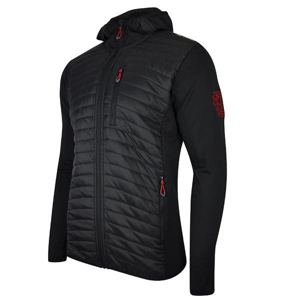 Bayer 04 Leverkusen hybrid power stretch jacket