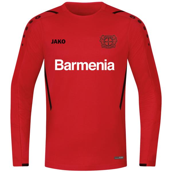 Bayer 04 Leverkusen Sweat Challenge