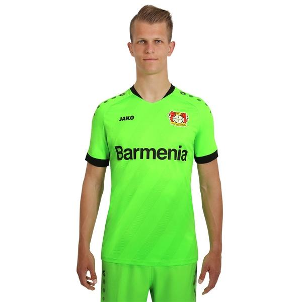 Bayer 04 Leverkusen TW Trikot Home