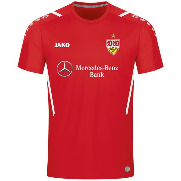 VfB Stuttgart Training T-Shirt Challenge