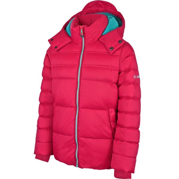 Winterjas met kap meisje Premium