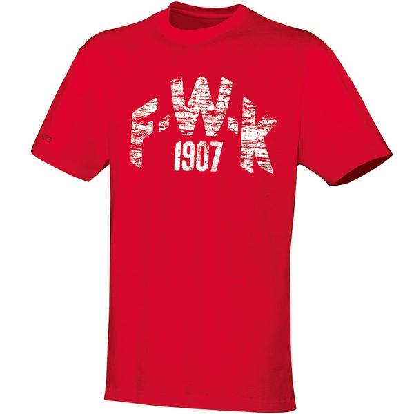 Würzburger Kickers T-Shirt Vintage