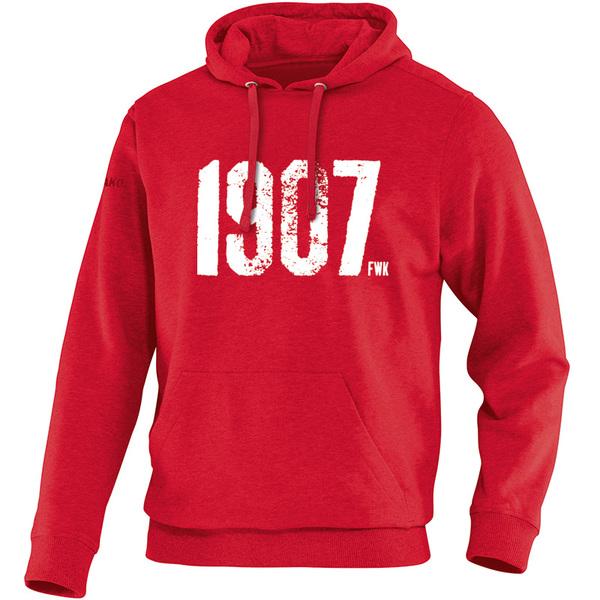 Würzburger Kickers hooded sweater 1907