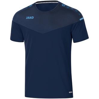 JAKO Fu/ßball Bayer 04 Leverkusen T-Shirt Prestige Trainingstrikot Kurzarm Herren schwarz rot