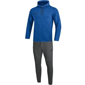 Jogginganzug Premium Basics mit Kapuzensweat