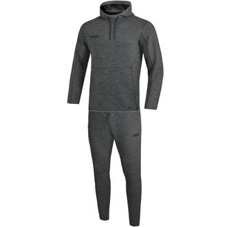 Joggingpak met sweaterkap Premium Basics