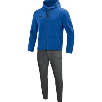 Jogginganzug Premium Basics mit Kapuze