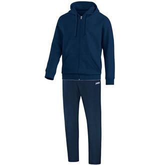 Leisure suit TEAM with hood