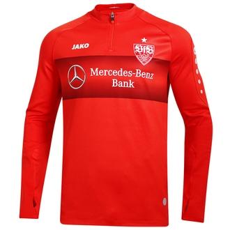 VfB Teamline Fleece Ziptop