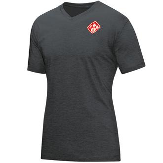 Würzburger Kickers T-Shirt V-Neck