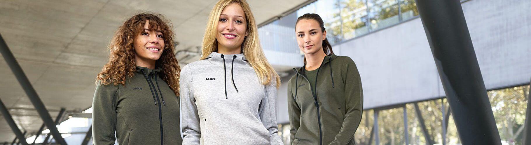 Frauen in Basic Wear von JAKO